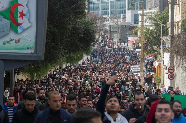 Algeria: The Long Goodbye