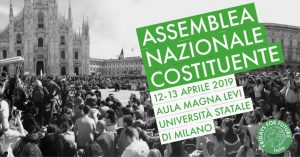 Assemblea Nazionale Costituente Fridays for Future Italia