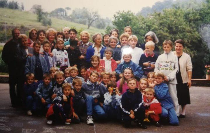 Chernobyl hace 33 años: Recordando a través de proyectos para la acogida de niños bielorrusos