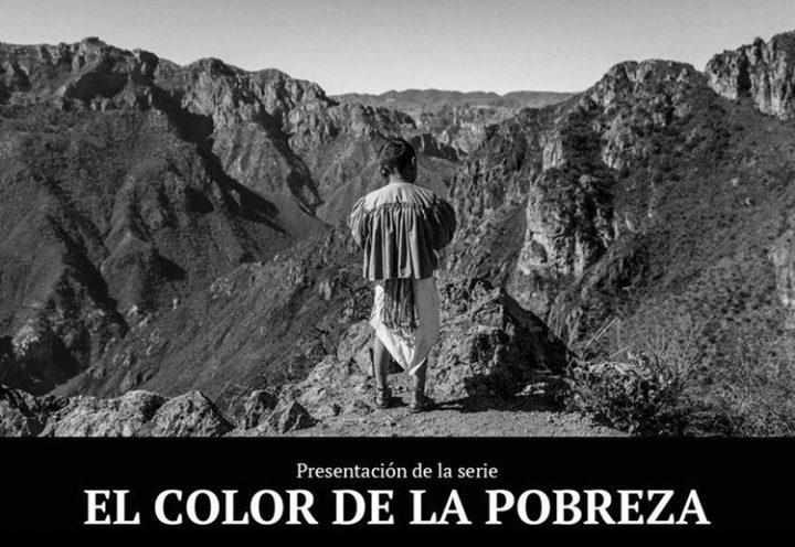 Presentación de la serie «El color de la pobreza»