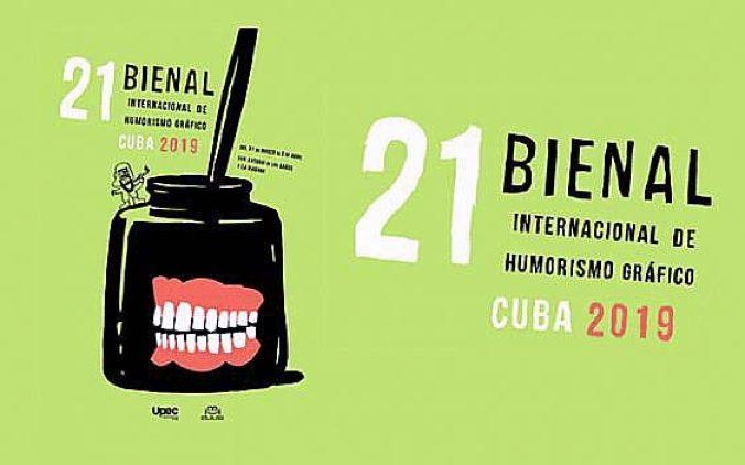 festival umorismo grafico a Cuba