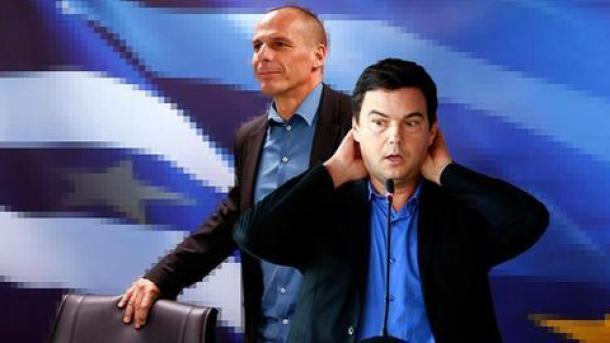 Thomas Piketty vs. Yanis Varoufakis