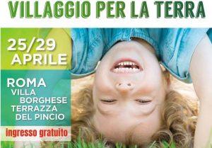 Roma: al Villaggio per la Terra iniziative a tutela dell'ambiente e dei popoli