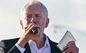 Jeremy Corbyn Wants An Apology. Theresa May Would Not Apologize. I Want Apology and Reparation.