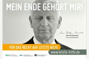 Das politische Testament des Sterbehelfers Uwe-Christian Arnold