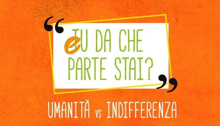 ¿Humanidad o indiferencia? Adultos de Milán comprometidos por la felicidad de niñas, niños y adolescentes