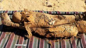 Descubren otra tumba con decenas de momias en Egipto