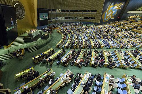 Se celebra por primera vez en la ONU Día Internacional del Multilateralismo y la Diplomacia para la Paz