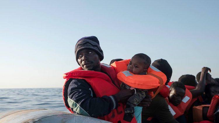Sea Eye: fare sbarcare profughi subito. Libia e Tunisia non sono porti sicuri