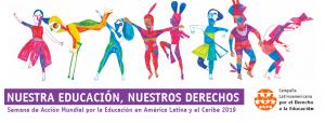 """Semana de Acción Mundial por la Educación-SAME: """"Nuestra educación, nuestros derechos"""""""