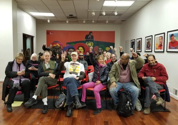 Arresting Member of the Venezuelan Embassy Protection Collective Would Be Unlawful