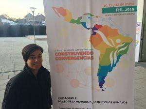 Viviana Durán, la joven humanista que puso a Ovalle en el mapa de la Paz y la Noviolencia