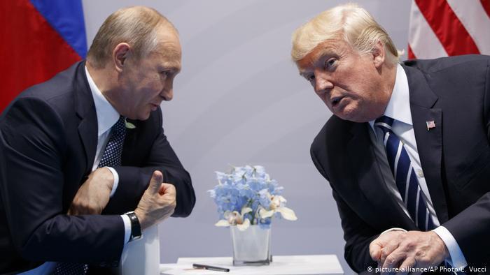 Trump, Putin y la Guerra Fría 2.0