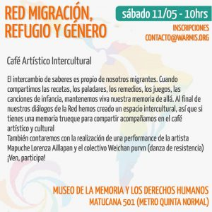 Em direção a uma rede Latino Americana de gênero e migração