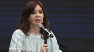Cristina Kirchner si tuffa nelle elezioni argentine