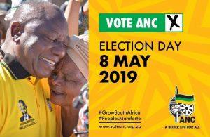 Terremoto elettorale in Sudafrica
