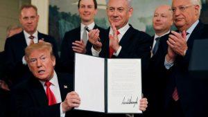 """""""Nuova Palestina"""", la beffa del secolo"""