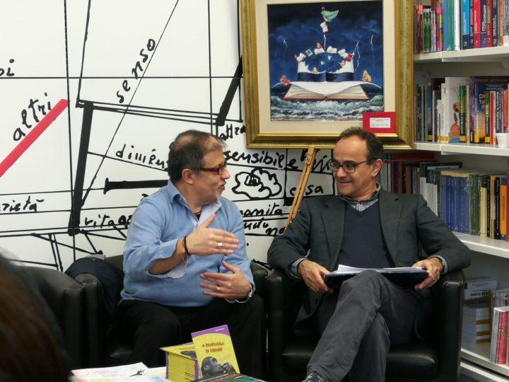 """A Palermo si presenta """"L'Azienda"""" con un dialogo tra l'autore e Francesco Lo Cascio"""