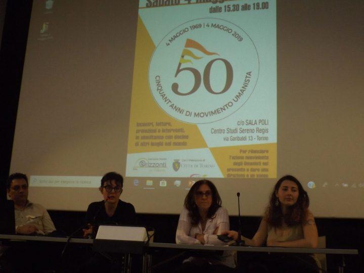 Cinquantenario del Movimento Umanista – Torino