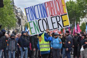 Gréve et manifestation du 9 mai 2019