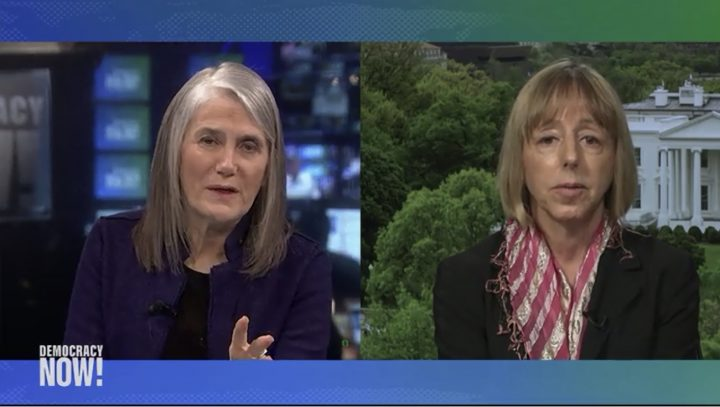 Medea Benjamin: We Need to Build Up the Antiwar Movement to Oppose War Against Iran