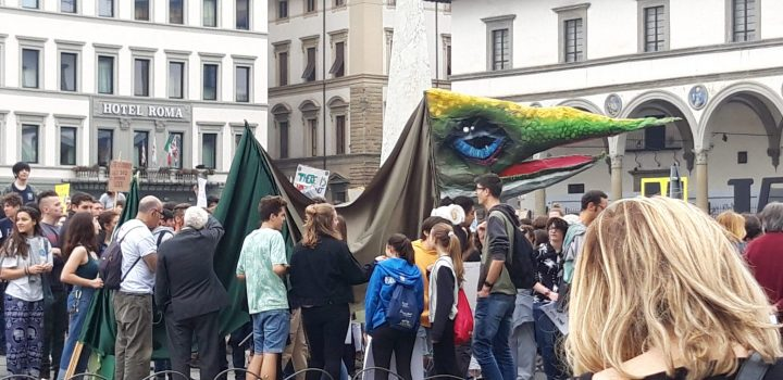 Fridays for Future Firenze 24/05/2019