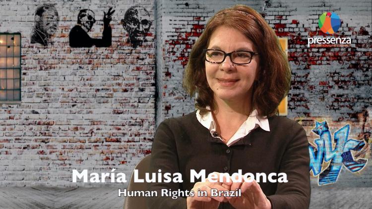María Luisa Mendonca