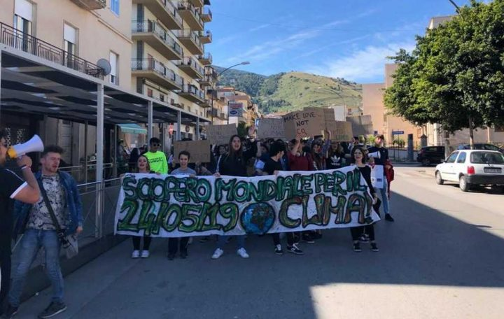 Friday For Future Alcamo – Manifestazione 24 maggio 2019 – 7