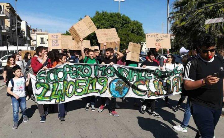 Friday For Future Alcamo – Manifestazione 24 maggio 2019 – 8