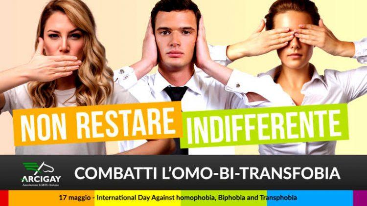 Giornata Contro Omofobia Arcigay