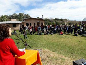 El Parque Carcarañá celebró su décimo aniversario, reafirmando su testimonio de alegría y convicción