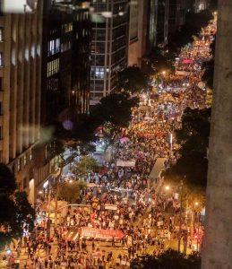Nessuna pace nel Brasile di Bolsonaro: proteste contro i tagli alle Università