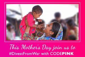Friedensproklamation zum Muttertag 2019