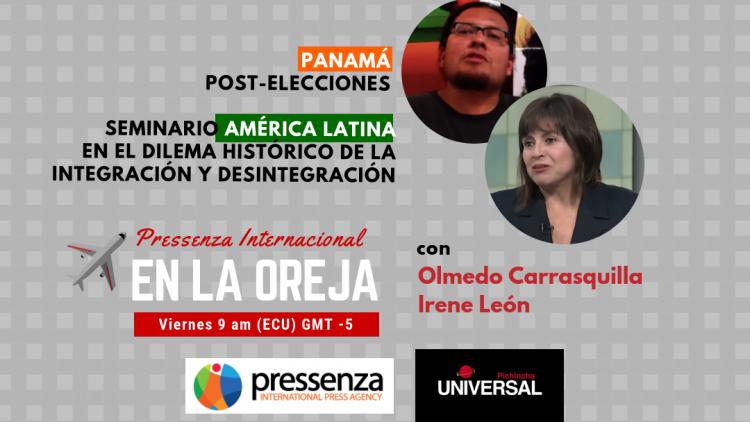 panamá integración américa latina