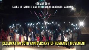 "Humanists in India Celebrate the 50th Year Anniversary of ""The Healing of Suffering"""