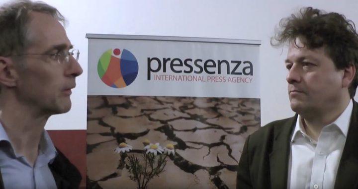 « Nous sommes dans une phase de rigidification, les ferments de changement cherchent à s'exprimer », François Pellegrini
