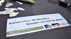 Rheinmetall merece protestas