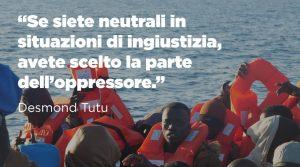Presentato a Mattarella l'appello per il salvataggio dei naufraghi nel Mediterraneo