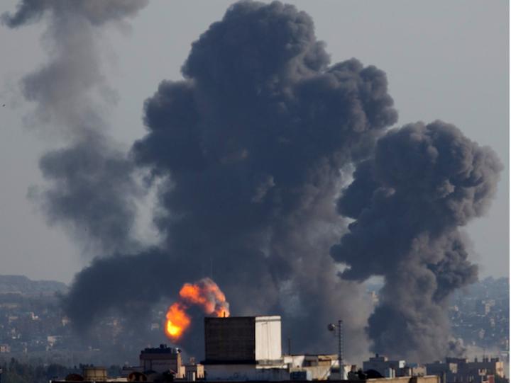 Bombe su Gaza: chi bisogna condannare