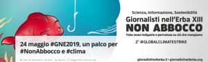 24 maggio #GNE2019: un palco dei giovani per #NonAbbocco e #clima