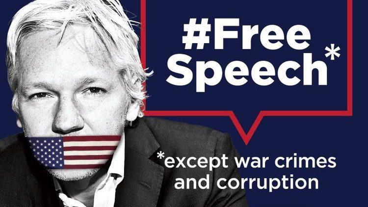 US-Anklage gegen Julian Assange ist Totalangriff auf Pressefreiheit