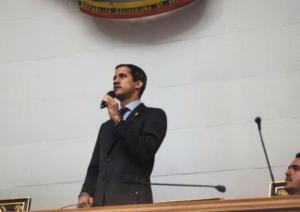 Guaidó erwägt gemeinsame Intervention der USA und von Deserteuren in Venezuela