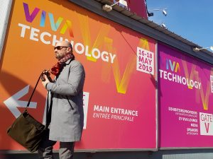 Viva Technology : le terrain de jeu des entreprises innovantes