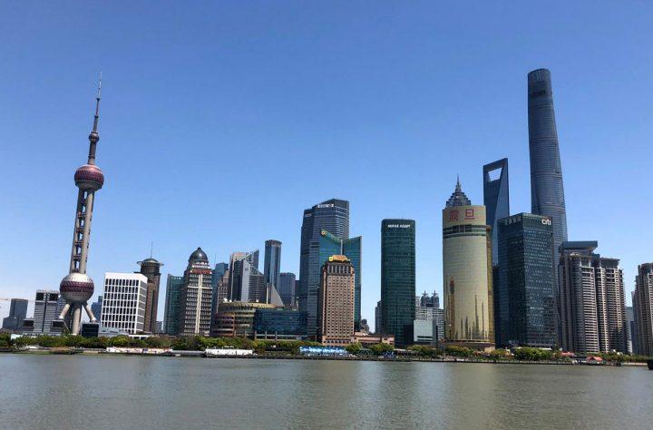 China en mis sentidos