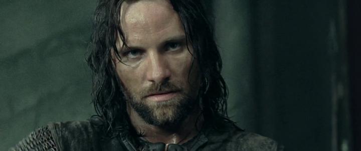 Aragorn contro Vox