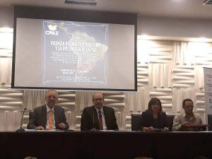 Multilateralismo y vigencia de la diplomacia de la paz: diálogo en Ecuador