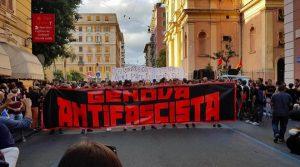 Le violenze poliziesche del regime Salvini