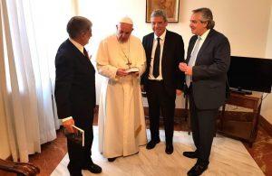 Divulgata la lettera di Papa Francesco a Lula
