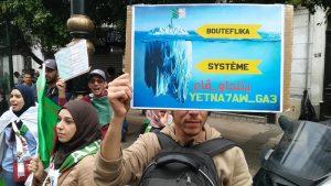 """Argelia: El """"que se vayan todos"""" argelino y la lucha por una transición democrática"""