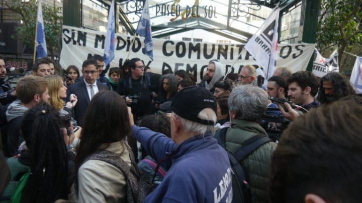Medios comunitarios denuncian persecución judicial en Argentina